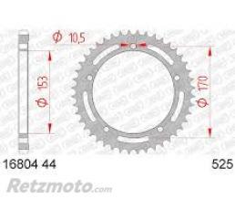 AFAM Couronne AFAM 44 dents acier standard pas 525 type 16804