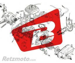 AFAM Goujons AFAM porte-couronne Ducati 6pcs