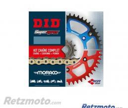 DID Kit chaine Honda CBF125 16X42 DID428V x 118 FJ