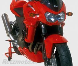 ERMAX BULLE HAUTE PROTECTION 31 CM ERMAX POUR Z 750 2004/2006 (+ KIT FIX) marron transparent CLAIR