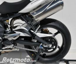 ERMAX garde boue arriere Ermax pour STREET TRIPLE R 2012. blanc 2012(crystal white [NW])