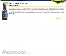 PUTOLINE Nettoyant dirt bike pro anti boue (spray) 1L PUTOLINE