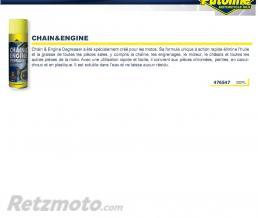 PUTOLINE Nettoyant chaine (aerosol ) 500ML PUTOLINE