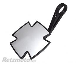 HIGHSIDER embout de guidon rétroviseur IRON CROSS HIGHSIDER