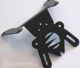 BRAZOLINE Support de plaque adapt. SUZUKI GSXR 600 - 750 08/10