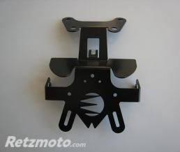 BRAZOLINE Support de plaque d'immat. TRIUMPH speed triple 1050 11/14