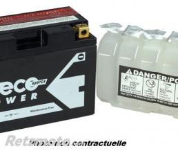STECO POWER Batterie STECO power YT7B-BS