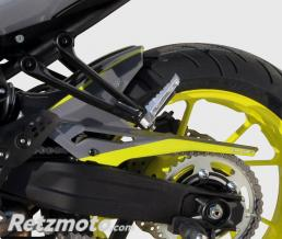 ERMAX garde boue arriere Ermax pour MT 07(FZ 7) 2014-2017, jaune fluo 2016/2017(night fluo (USA moto Armor grey) [BNS4])