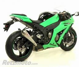 GIANNELLI Silencieux GX One ZX-10R 2011 Slip-on Homologué