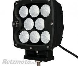 SIFAM Projecteur Carré 8 LED 80W