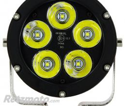 SIFAM Projecteur Rond 5 LED 50 W