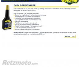 PUTOLINE Additif essence fuel conditioner, 325ML PUTOLINE