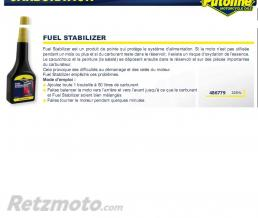 PUTOLINE Additif essence fuel stabilizer (anti oxydant), 325ML PUTOLINE