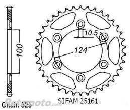 SIFAM Couronne Ducati 996 St4