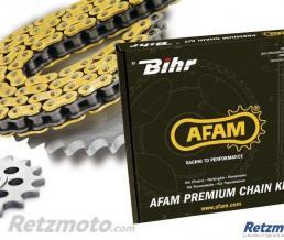 DID Kit chaîne D.I.D 520 type VX2 14/38 (couronne standard) Yamaha YFM250R Raptor