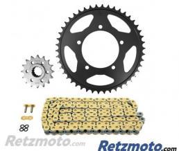 DID Kit chaîne D.I.D 525 type ZVM-X 16/46 (couronne standard) Aprilia Dorsoduro 750