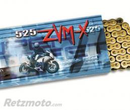 DID Chaîne de transmission D.I.D 525 ZVM-X or/or 124 maillons
