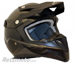 S-LINE Casque cross S810 Carbone XS