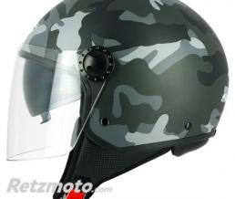 S-LINE DemiCasque jet S706 Ice Camo S