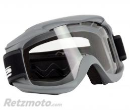 S-LINE Masque Casque cross PRO MX Gris Mat