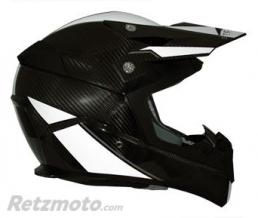 STEALTH Casque cross Carbone Blanc XXL