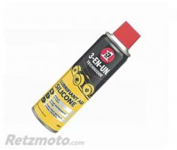 WD40 HUILE Silicone 3 en 1 250ml WD40