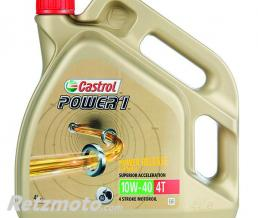 CASTROL Power 1 Racing 4T 10W40 - 4L