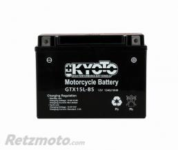 KYOTO Batterie Ytx15l-bs - Ss Entr. AGM