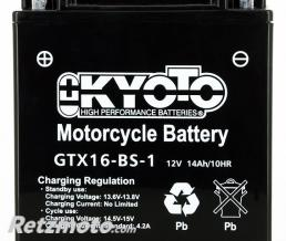 KYOTO Batterie Ytx16-bs-1- Ss Entr. AGM