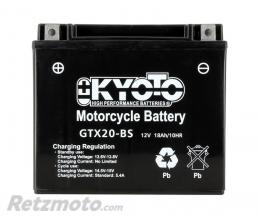 KYOTO Batterie Ytx20-bs - Ss Entr. AGM