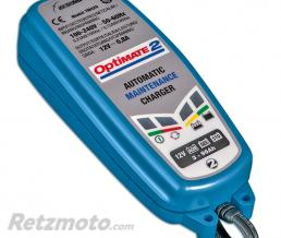 TECMATE OPTIMATE--(2)--CHARGEUR-TEST. TM-420