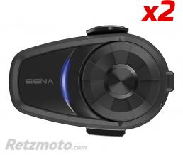 SENA Système de communication Bluetooth 10S - Duo
