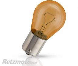 PHILIPS Lampe Philips - Stop PY21W Ambre -12 V - 21 W - BAU15s (12496NACP)