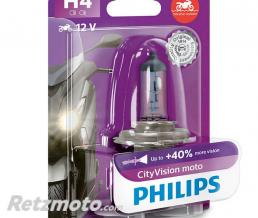 PHILIPS Lampe Philips - H4 - City Moto Vision-12 V - 60/65 W - P43t-38 (12342CMVB1)