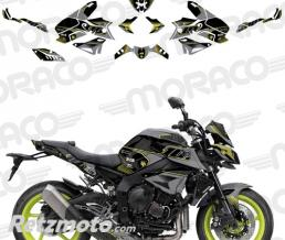 UP Kit Deco UP MAXIMIZE YAMAHA MT10 2015-2017 gris-jaune