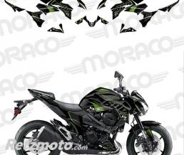 UP Kit Deco UP MAXIMIZE KAWASAKI Z800 13->16 noir-ver