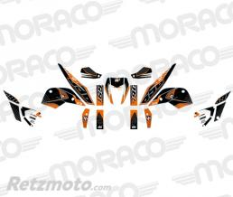 UP Kit Deco UP MAXIMIZE KTM DUKE 690 10->15 noir-oran