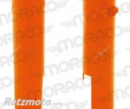 RTECH Protection fourche KTM Orange