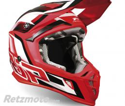 PROGRIP CASQUE PROGRIP 3180 TAILLE XS ROUGE/BLANC