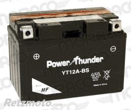 POWER THUNDER Batterie Power Thunder YT12A-BS