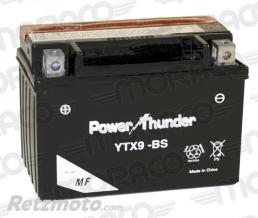 POWER THUNDER Batterie Power Thunder YTX9-BS