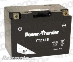 POWER THUNDER Batterie Power Thunder YTZ14S