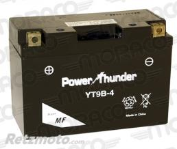 POWER THUNDER Batterie Power Thunder YT9B-4