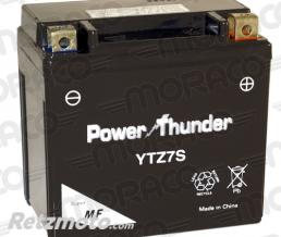 POWER THUNDER Batterie Power Thunder YTZ7S