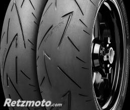 CONTINENTAL Train de pneus Hypersport CONTINENTAL ContiSportAttack (120/70 ZR 17 + 190/55 ZR 17)