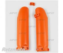 UFO Protections de fourche UFO orange KTM SX65