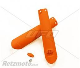 UFO Protections de fourche UFO orange fluo KTM