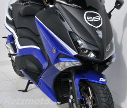 ERMAX PARE BRISE SCOOTER ERMAX HYPERSPORT LAZARETH 530 T MAX HYPER M. 2012/2016 (+ KIT FIX) NOIR CLAIR
