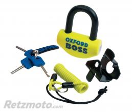 OXFORD Bloque disque OXFORD Big Boss Ø16mm jaune