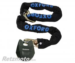 OXFORD Antivol chaîne OXFORD Hardcore XL type Lasso 1,5m x 12mm